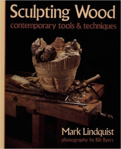 Sculpting Wood Lindquist Book