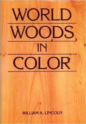 World Woods In Color Lincoln Book