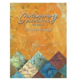 Sculpt Nouveau Contemporary Patination 2nd Edition Young Book