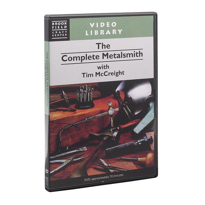 The Complete Metalsmith DVD