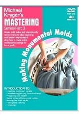 ArtMolds Mastering Molds Part 3 Kryger's DVD