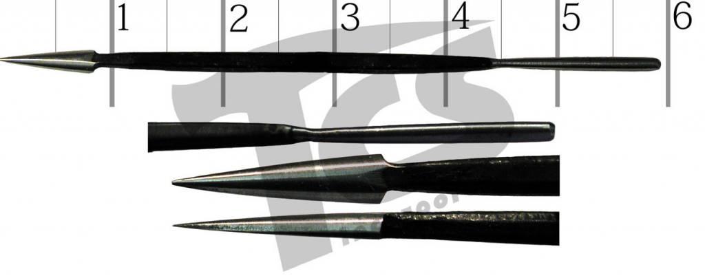 Milani Italian Steel Wax Tool #158