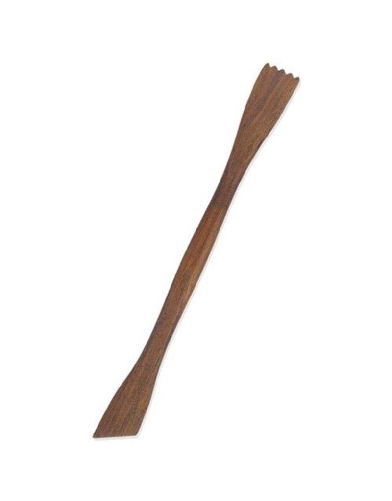 Sculpture House Polished Hardwood Clay Tool #292