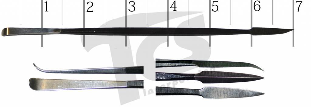 Milani Milani Steel Wax Tool #34