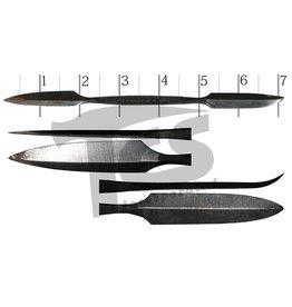 Milani Steel Wax Tool #44
