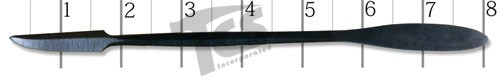 Italian Steel Wax Tool & Spatula #A04