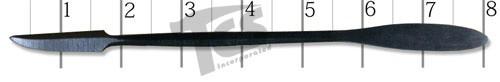 Milani Italian Steel Wax Tool & Spatula #A04