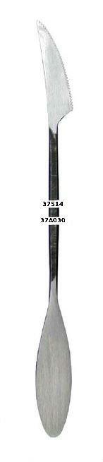 Milani Italian Steel Spatula/Serrated Wax Tool #A030