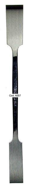 Milani Italian Steel Double Chisel Wax Tool #A057