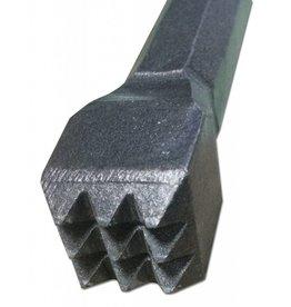Milani Steel Hand 9pt Bush 3/4'' (20mm) head