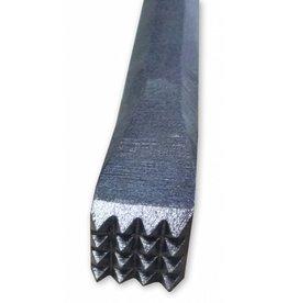 Milani Steel Hand 16pt Bush 1/2'' (12mm) head