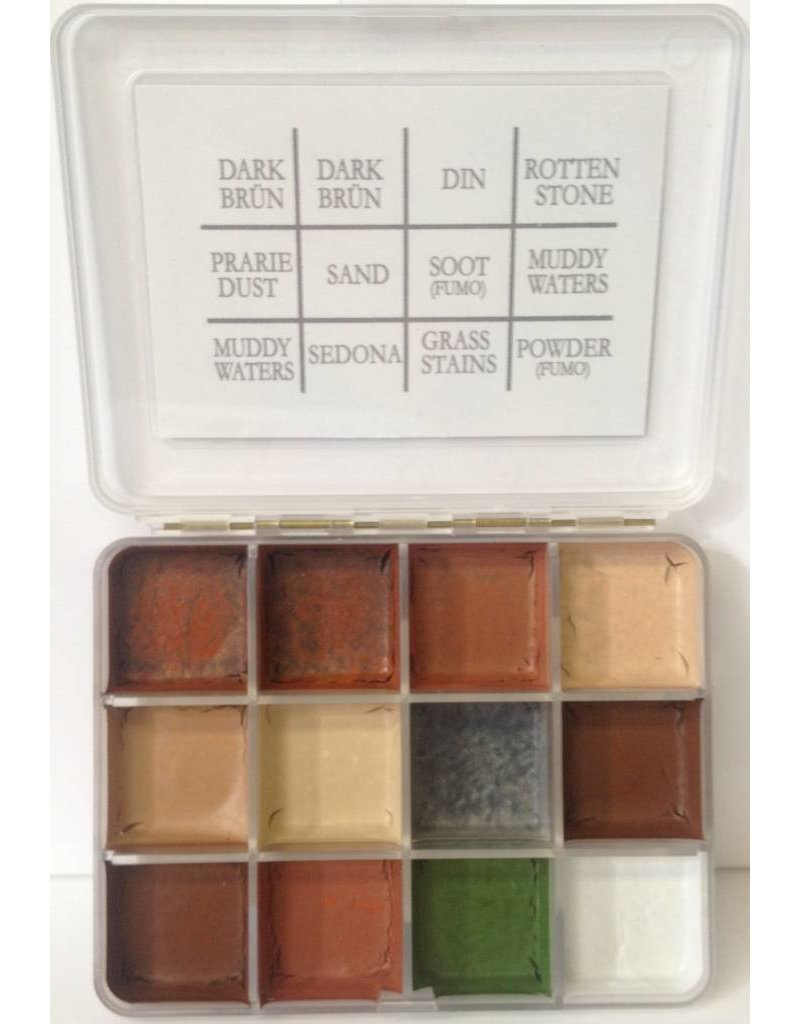 PPI On Set Skin Illustrator Grunge Palette