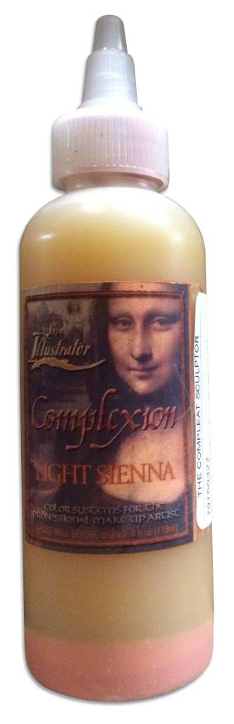 PPI Skin Illustrator 4oz Refill Light Sienna