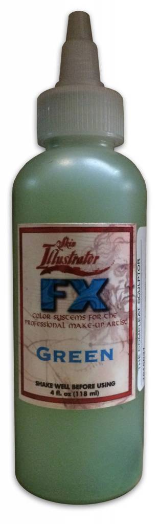 PPI Skin Illustrator 4oz Refill Green