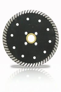 5'' Excel Turbo Diamond Blade w/ Flush Cut Adaptor