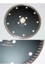 Excel 5'' Excel Turbo Diamond Blade w/ Flush Cut Adaptor