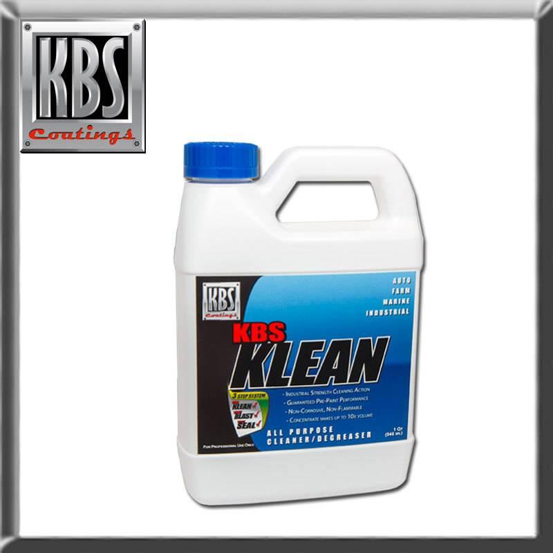 KBS Klean Degreaser Quart