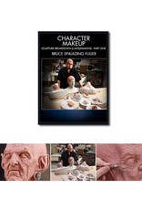 Stan Winston Character Makeup, Sculpture Breakdown and Moldmaking Part 1 Fuller DVD