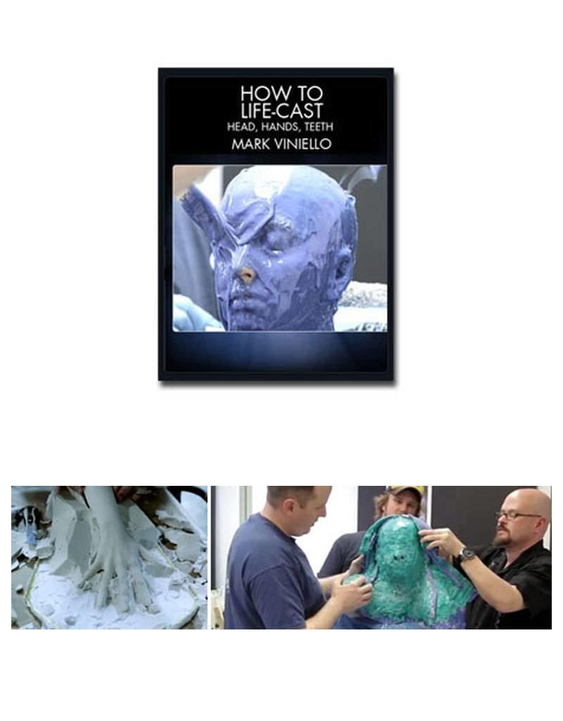 Stan Winston How To Lifecast Viniello DVD