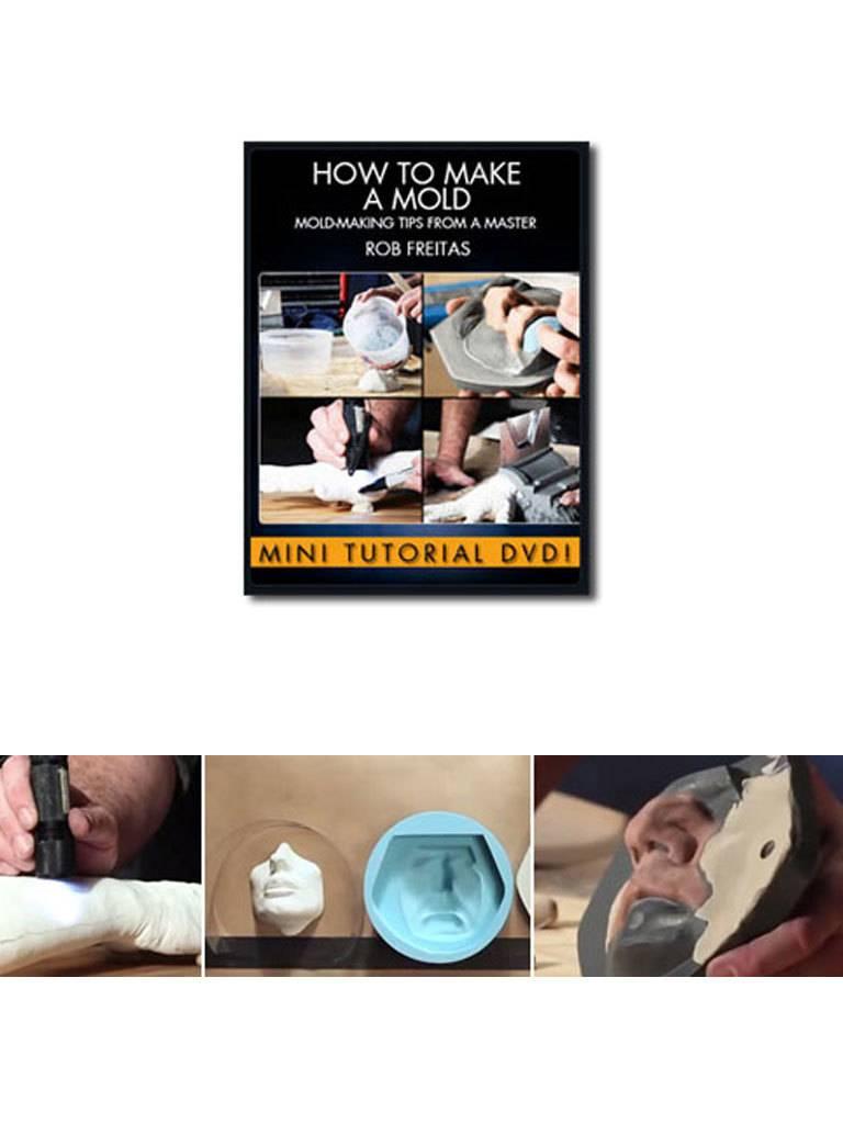 Stan Winston How To Make A Mold Freitas DVD