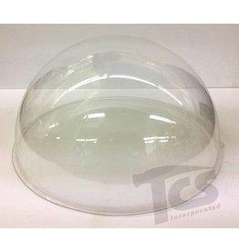 Just Sculpt Clear Vinyl 1/2 Ball 12'' Diameter 60 gauge
