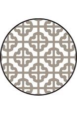 Elliptical Aluminum Sheet 1'x2'