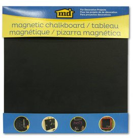 "Just Sculpt Magnetic Chalkboard Sheet 12""x12"""