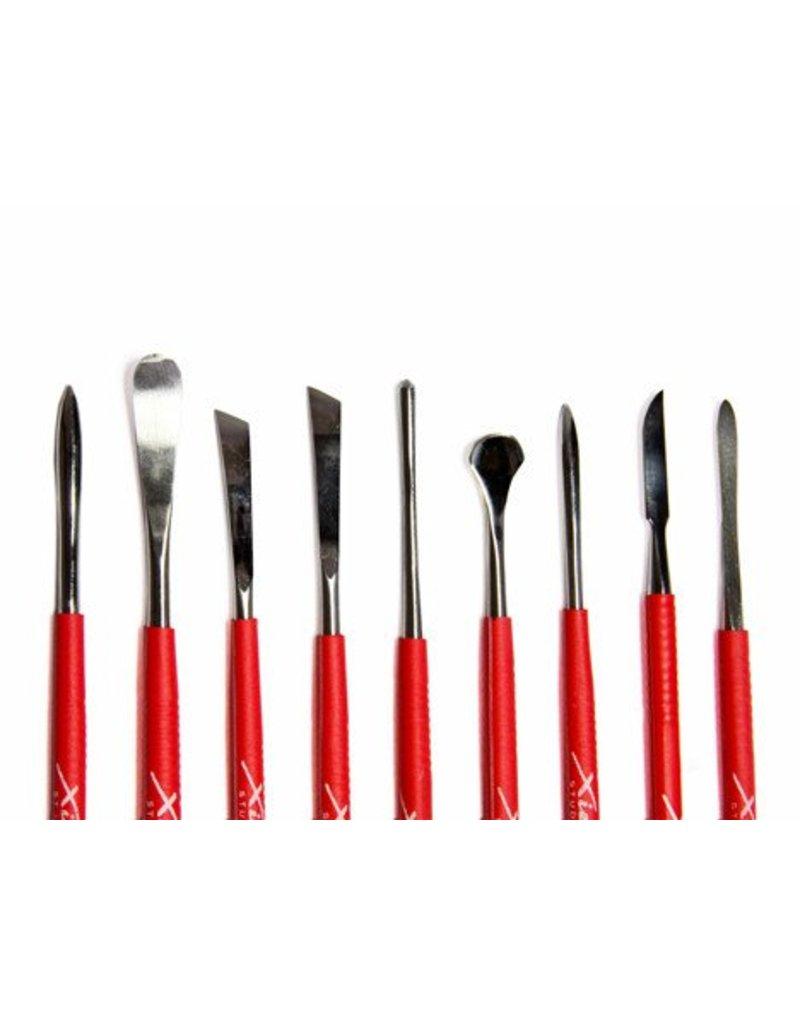 Xiem Modeling And Carving Set Xiem (9 Tools)