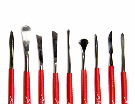 Modeling And Carving Set Xiem (9 Tools)