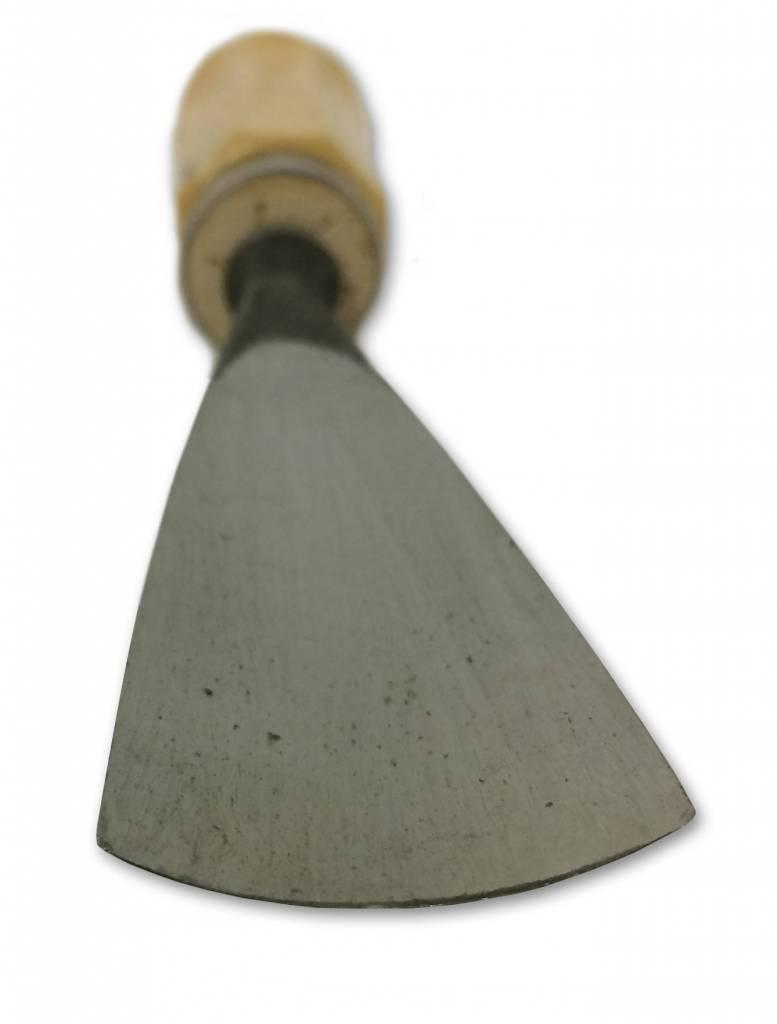"Just Sculpt #6 Straight Wood Gouge 1-1/4"" (32mm)"