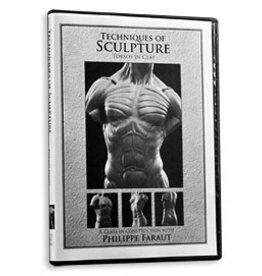 PCF Studio Faraut DVD #5: Techniques of Sculpture: Torsos in Clay