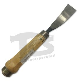 Just Sculpt #1/#21 Longbend Flat Wood Chisel 1-1/2'' (38mm)