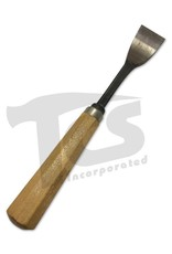 Just Sculpt #1/#23 Shortbend Flat Wood Chisel 1-1/2'' (38mm)