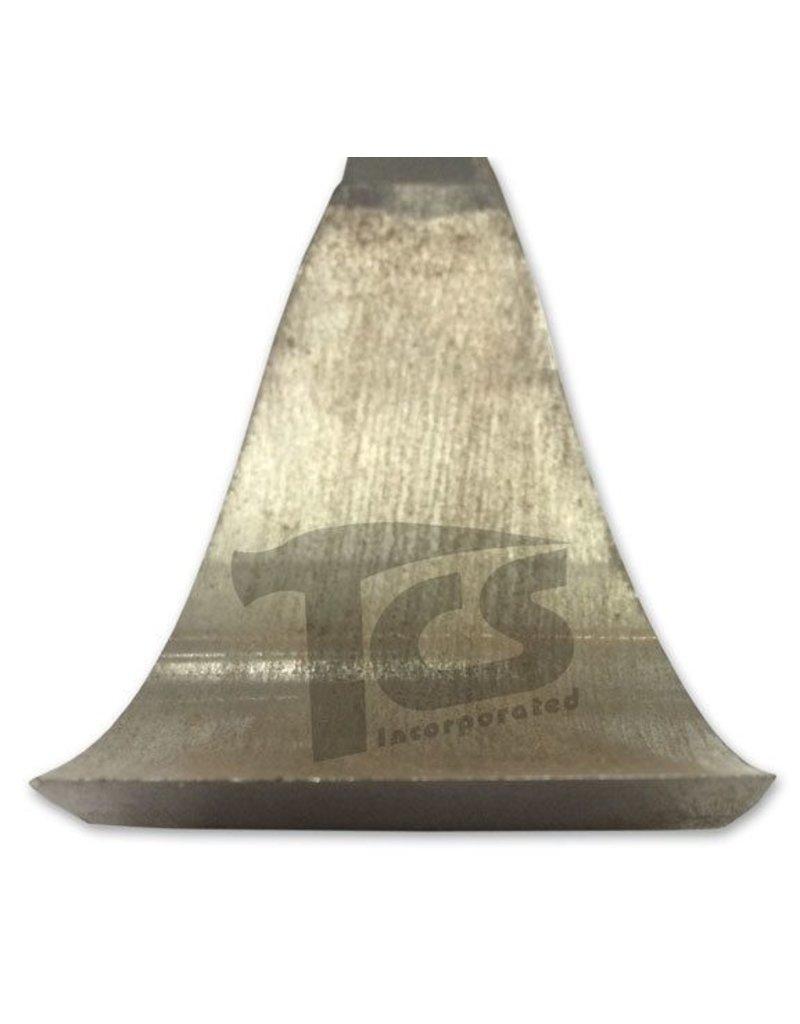 Just Sculpt #1/#23 Shortbend Flat Wood Chisel 1-1/2'' (38mm)