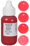 SAM Silicone Dispersion Red 4oz