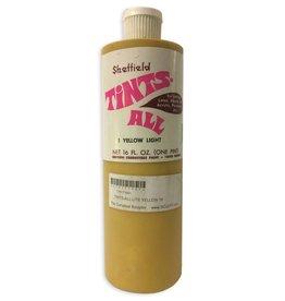 Tintsall Tints-All Lite Yellow #1 (16oz)