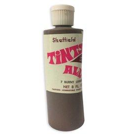 Tintsall Tints-All Burnt Umber #7 (8oz)