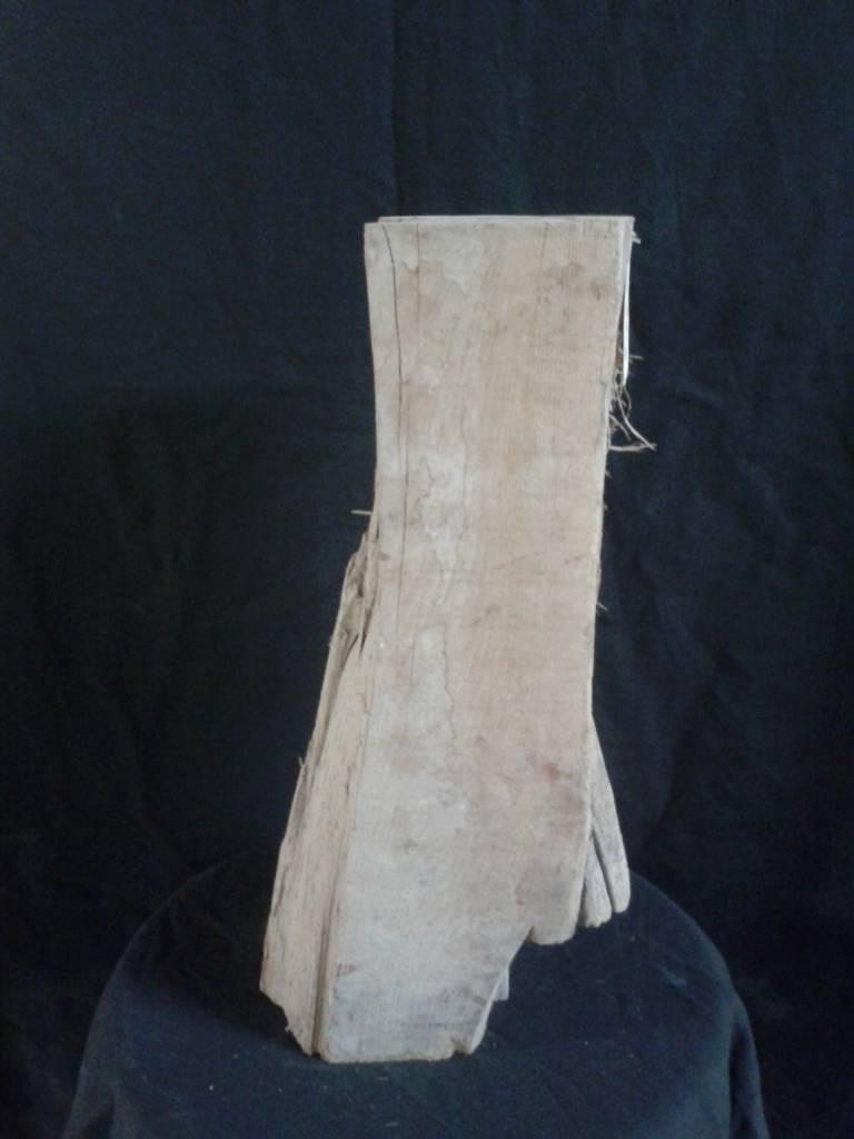 """Wood Black Locust Log 18""""x6""""x5"""" 13 lbs. #15342"""