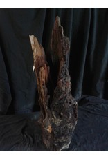 "Wood Cherry Burl 26""x9""x8"" 13 lbs. #15345"