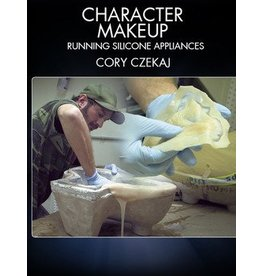 Stan Winston Character Makeup Running Silicone Applainces Czekaj DVD