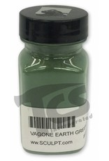 Kremer Pigments Inc Vagone Earth Green Pigment 2oz