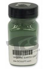 Kremer Pigments Inc Vagone Earth Green Pigment 2oz