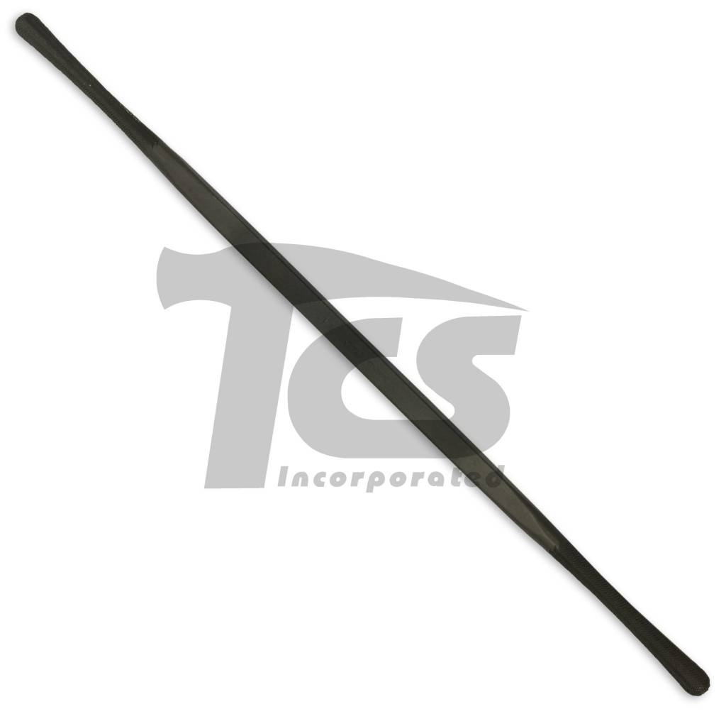 "Swiss/English Steel Riffler #9873 7"""