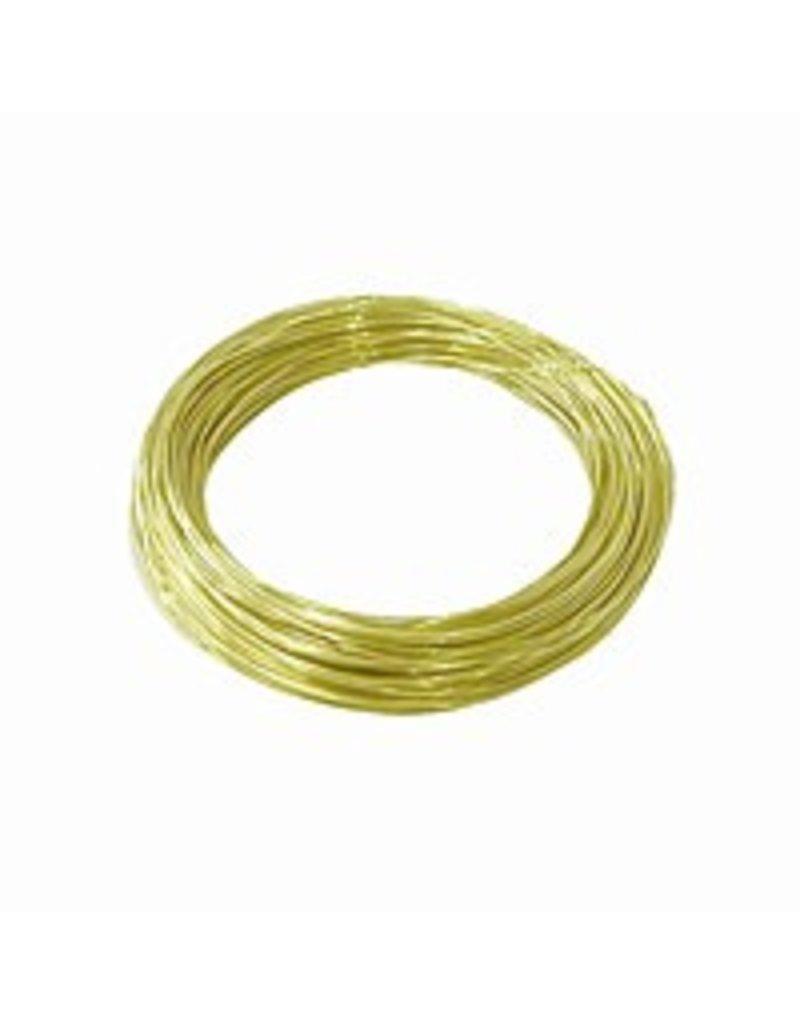 OOK OOK Brass Wire 28 Gauge 75'