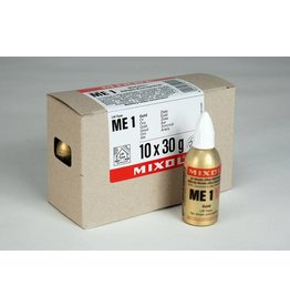 Mixol Mixol #ME1 Gold Metallic Effect 20ml