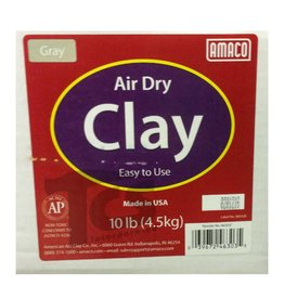 Amaco Amaco Gray Air Dry Clay 10 lb.