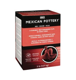 Amaco Mexican Pottery Self-Hardening Clay 5lbs