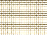 Amaco Decorative Brass Mesh 16''x20'' 2 Sheets Wireform