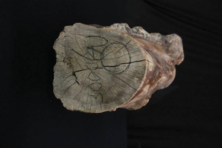 Wood Cherry Log 18x18x12 #30002