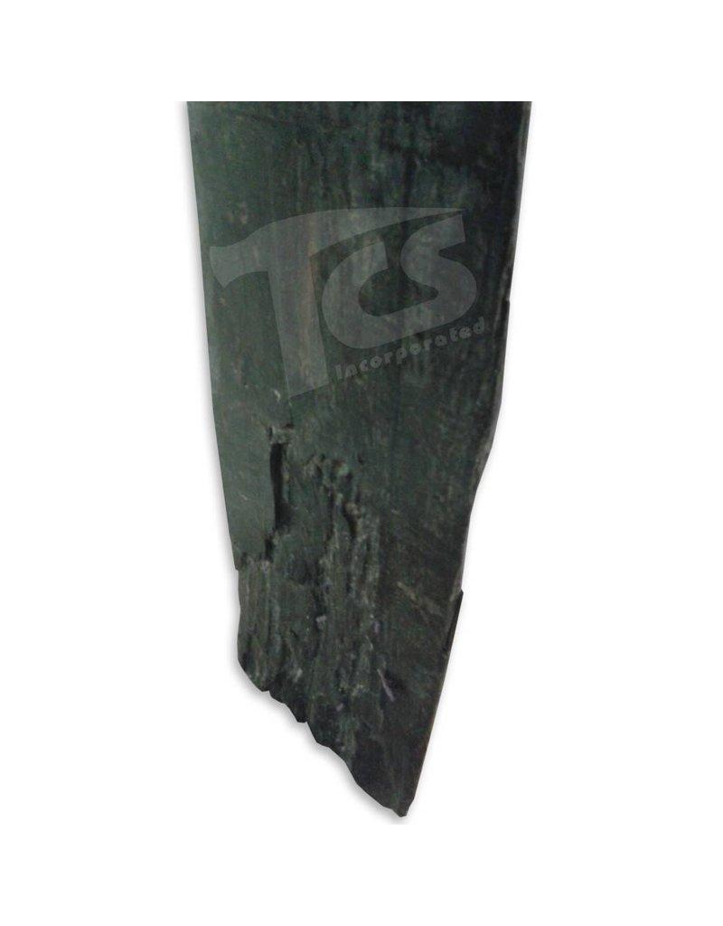 """Wood Ebony Gaboon Log 44""""x6""""x3"""" #15350"""